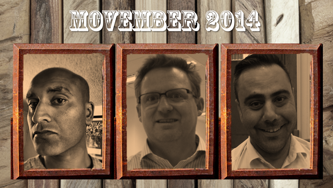 Day 1 PM-Partners Movember 2014