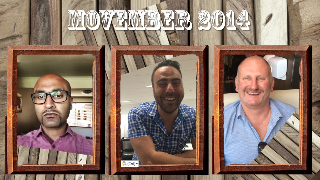 Week 1 PM-Partners Movember 2014