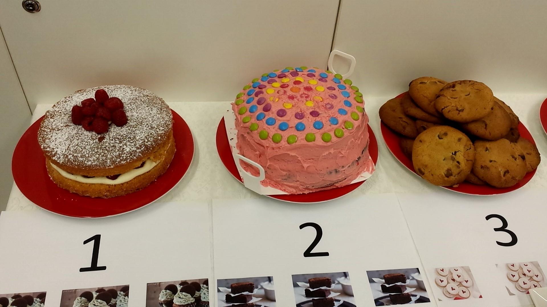 Bake off 4