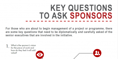 Key Questions to Ask Sponsors