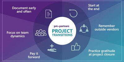Better End-of-Project Transitions mean Better Outcomes
