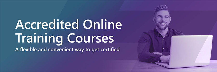 Accredited Online Training Courses