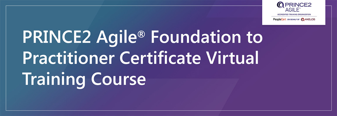 PRINCE2 Agile® Virtual Classroom Training