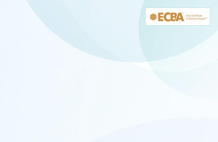 ecba certification