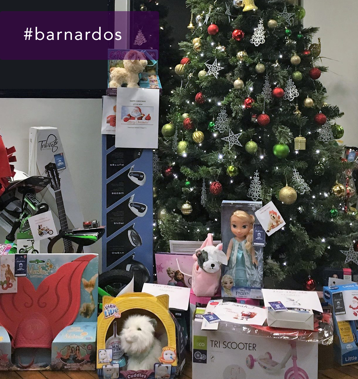 Barnardos Gifts for Kids
