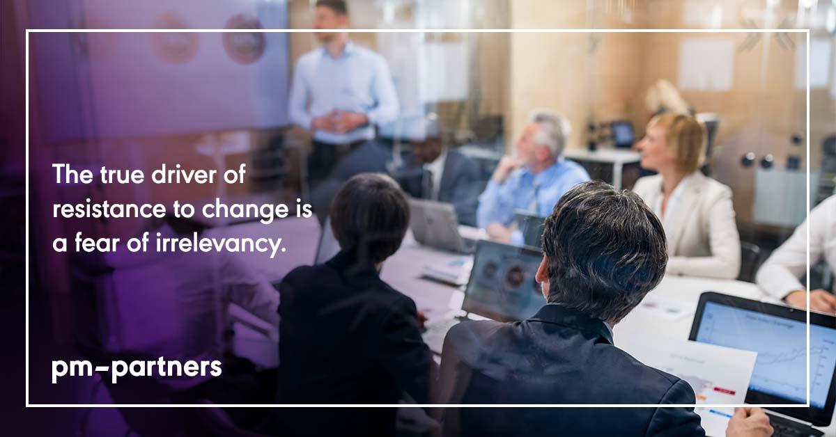 change management pm partners